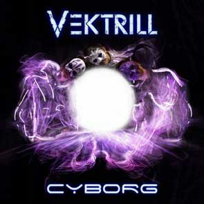 VEKTRILL Cyborg EP cover.