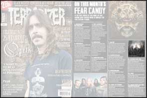 Abhorrent Decimation in Terrorizer magazine.