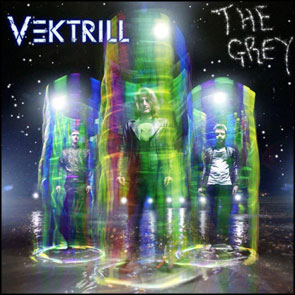 VEKTRILL band portrait for The Grey single cover.